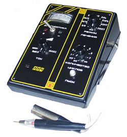 Аппарат для электрорефлексотерапии и lt b gt электропунктуры lt b gt